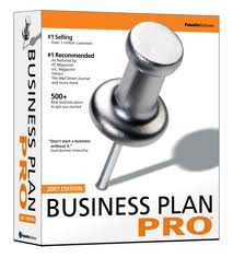 Business Plan Pro from Palo Alto Software