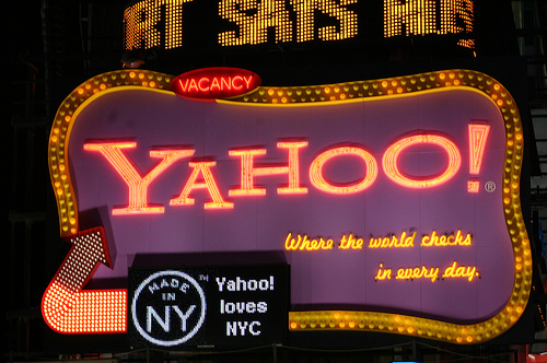 Yahoo! Times Square
