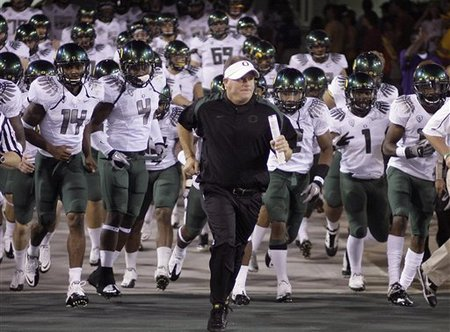 Chip Kelly Oregon Ducks Football Coach