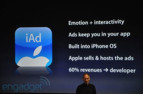 Apple's iAd Hasn't Cracked Mobile Advertising