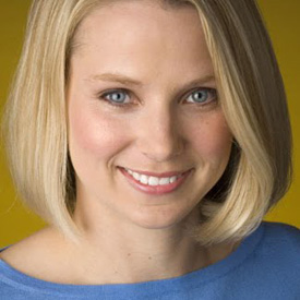 New Yahoo CEO Marissa Mayer