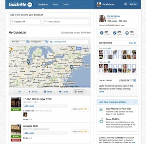 GuideMe screenshot
